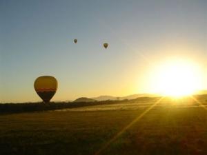 Thunder Ballooning